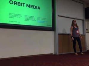 digital marketing speaker maddy osman the blogsmith