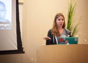 digital marketing speaker Maddy Osman