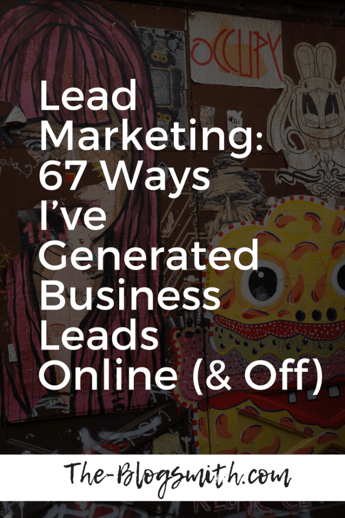 lead marketing leads online