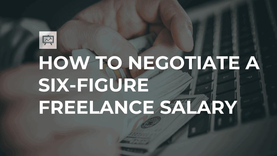 six-figure freelancing