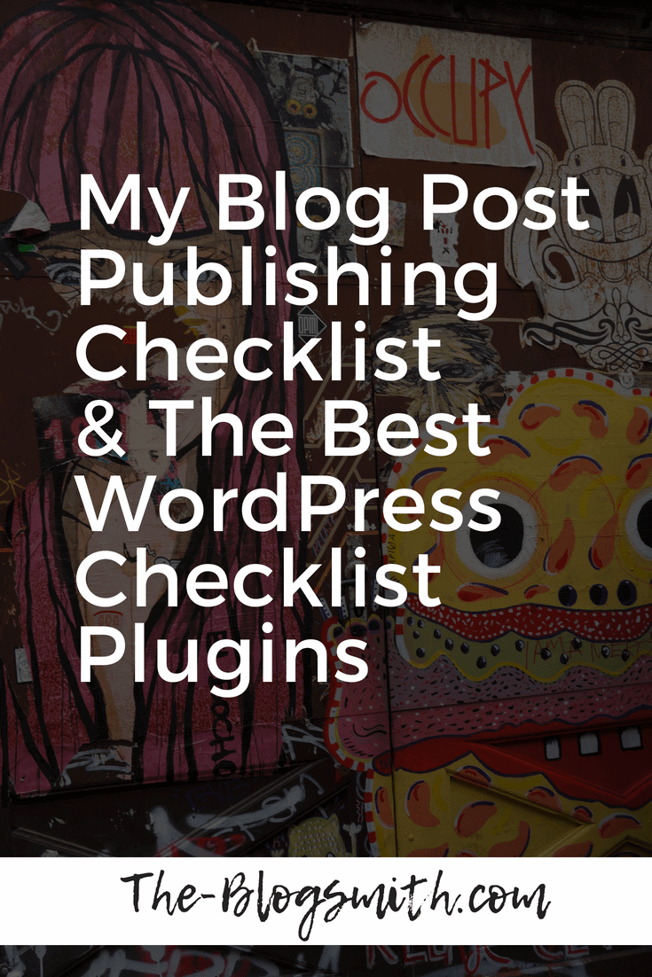Writing a blog is only the first step in the process if you want your content to accomplish specific goals.