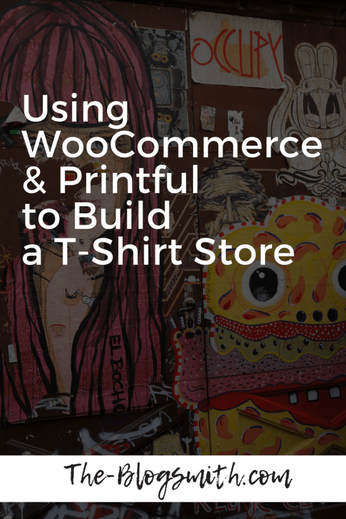 woocommerce & printful