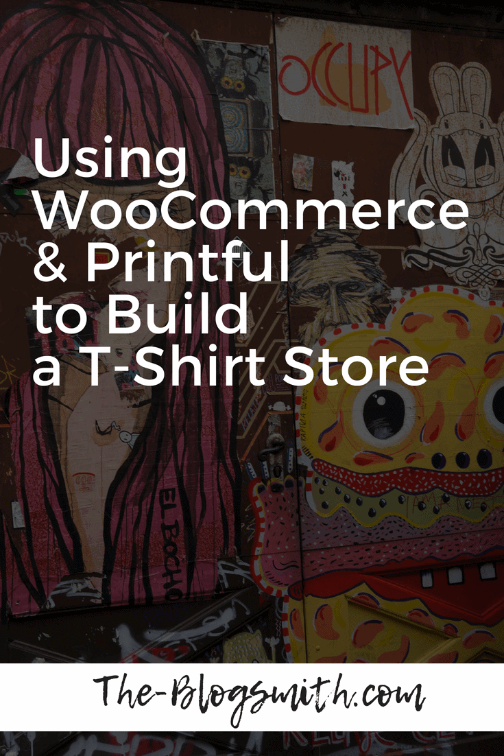 Want to start your own t shirt store? You don't even have to hold inventory (or ship out orders!) when you integrate Woocommerce & Printful! Follow along with this guide—it's easy!