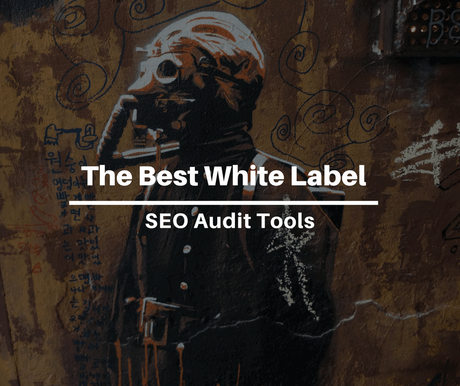 White Label SEO Audit Tools SEO audit service