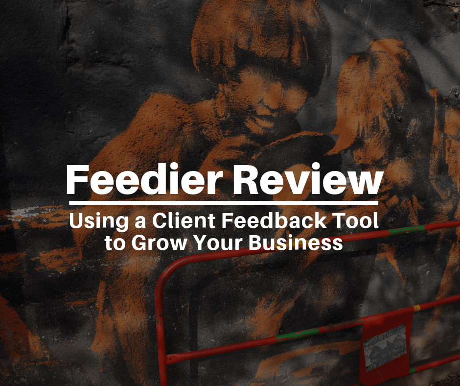 Feedier Review: Using a Client Feedback Tool to Grow Your Business