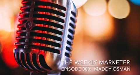 Weekly Marketer Podcasts