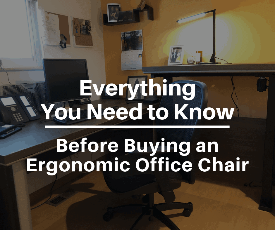 Everything You Need to Know Before Buying an Ergonomic Office Chair